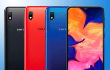 Los Samsung Galaxy A10 y A20e ya son oficiales en España