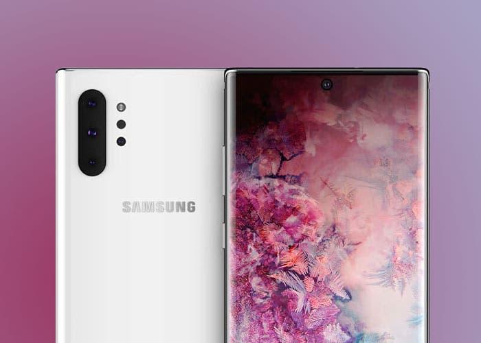 Samsung Galaxy Note 10: las fundas filtradas muestran su diseño