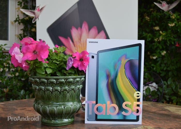 Las Samsung Galaxy Tab S5e y Galaxy Tab A 2019 ya son oficiales en España
