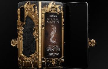 Así es el Galaxy Fold de 8.000 dólares para los amantes de Juego de Tronos