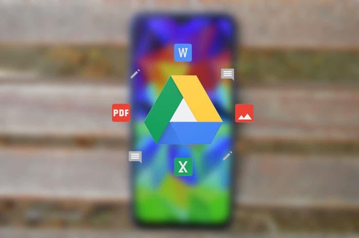 Google Drive ya permite guardar sin conexión todos los archivos