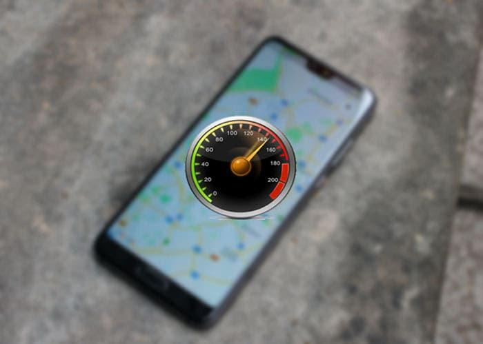 Cómo ver la velocidad a la que conduces en Google Maps
