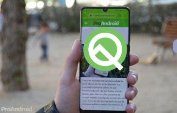 Android Q apuesta por la personalización: temas, relojes, menús…