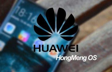 Huawei continuará con Android dejando HongMeng OS para uso industrial