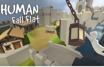 Human: Fall Flat ya puede descargarse en Google Play