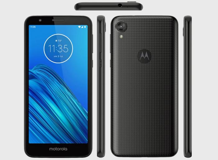 Filtrado el diseño del Motorola Moto E6: así es el móvil más barato de Motorola
