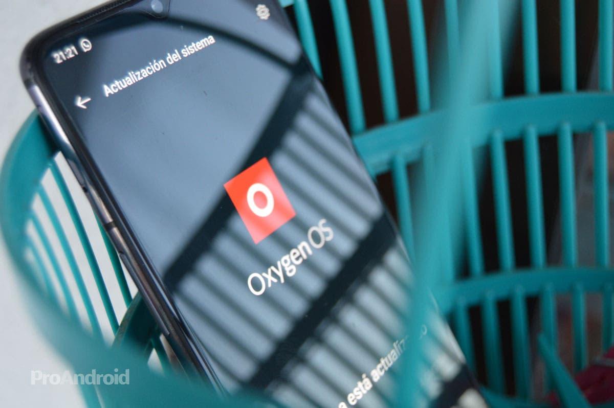 Así podría ser OxygenOS 10 basado en Android Q