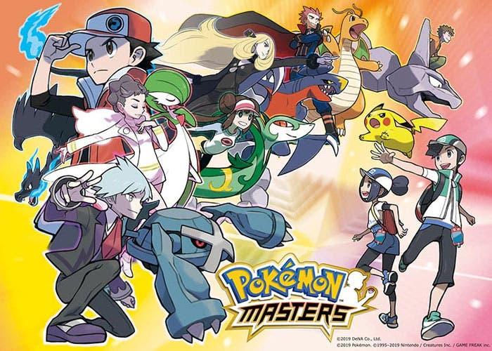 Ya puedes descargar el nuevo Pokémon Masters: lo hemos probado