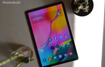 Análisis de la Samsung Galaxy Tab S5e: comodidad, autonomía y diseño a partes iguales