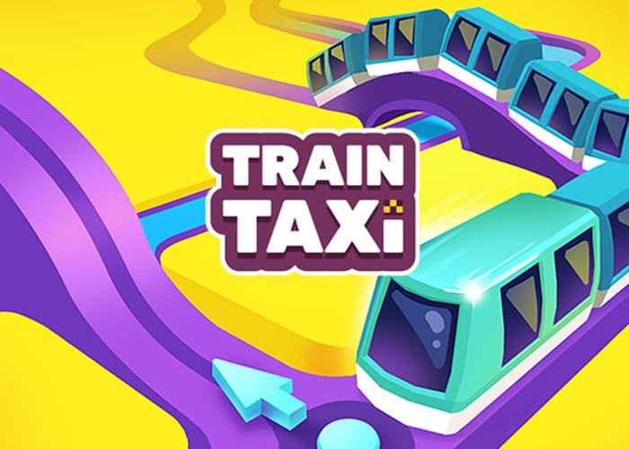 Train Taxi: el conocido juego Snake se moderniza con otra temática