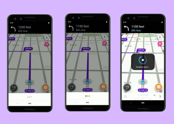Waze integra Google Assistant entre sus características