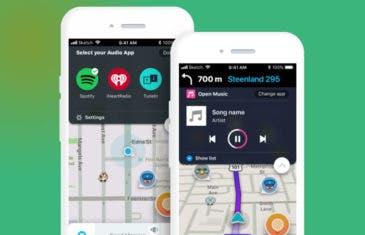 Así puedes escuchar música y podcasts sin salir de la navegación de Waze