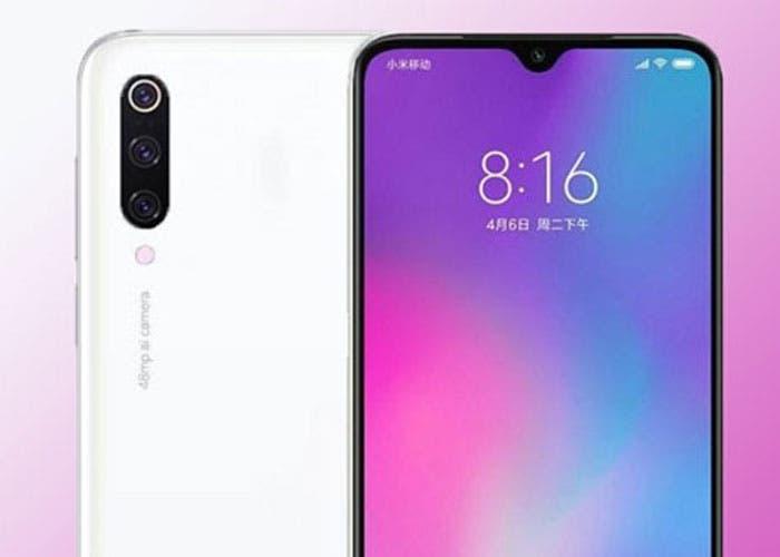 El Xiaomi Mi CC9 apostará por los selfies con una cámara delantera de 32 MP