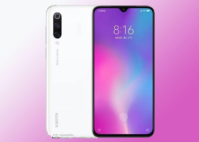 Xiaomi Mi CC 9: aparece una nueva imagen del dispositivo