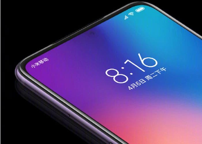 ¿Cómo funciona la nueva cámara delantera de Xiaomi?