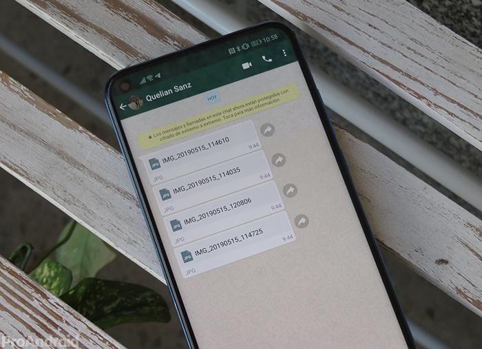 WhatsApp trabaja en un chat con mensajes que desaparecen al estilo de Snapchat