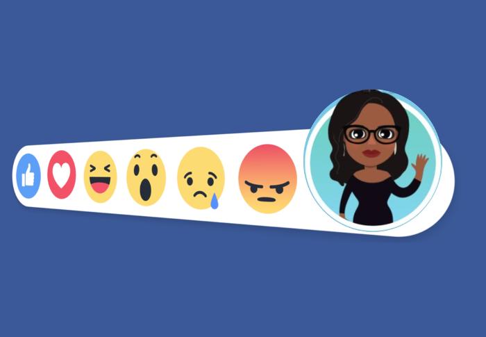 Facebook lanza Avatars: crea tu avatar para utilizar en Messenger y comentarios