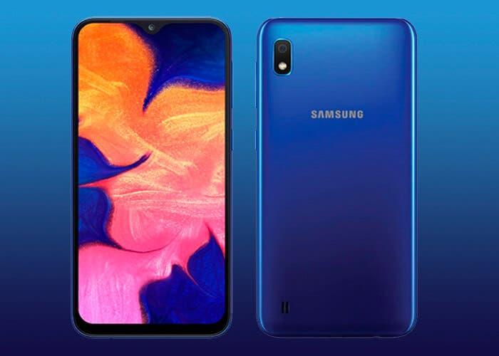 El Samsung Galaxy A10e es oficial: conoce el teléfono más básico de Samsung