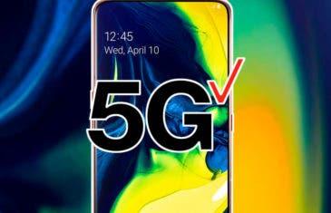 Samsung Galaxy A90 y A90 5G: primeros detalles y características