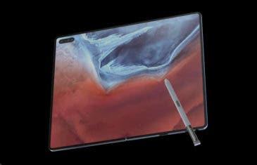 El sucesor del Samsung Galaxy Fold llegará con pantalla de 8 pulgadas y S-Pen