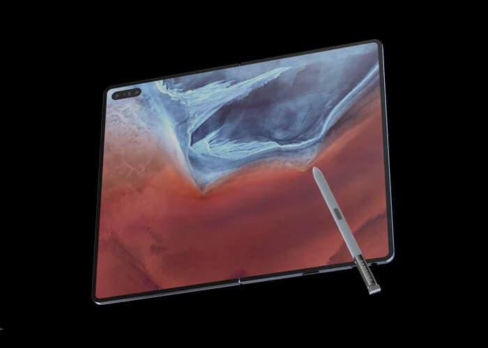Samsung Galaxy Fold sucesor