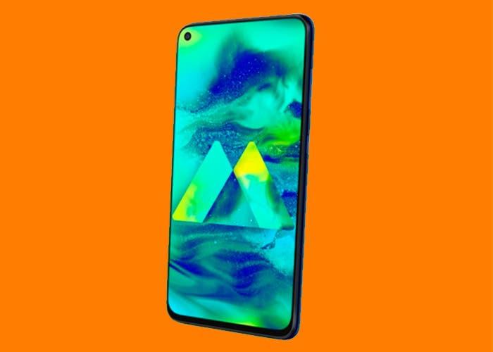 El Samsung Galaxy M40 será presentado la semana que viene
