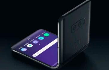 Samsung planea lanzar otro teléfono plegable, pero esta vez tipo concha