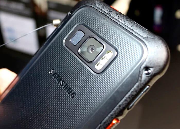Un nuevo Samsung Galaxy Active está en camino: este es su diseño