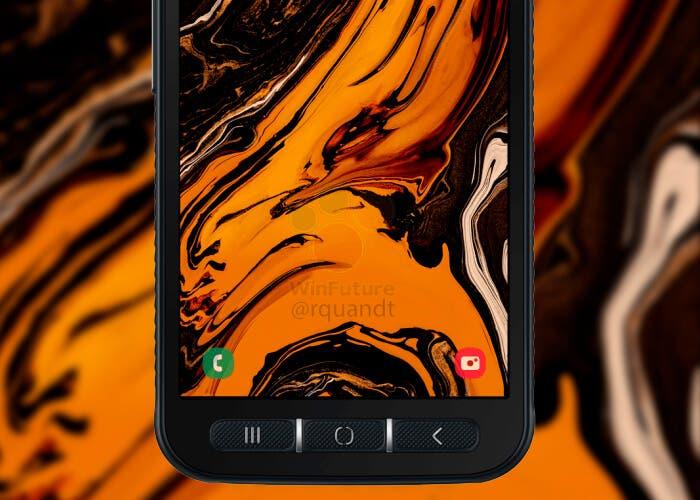 Samsung Galaxy XCover 4s: un nuevo teléfono resistente para los más aventureros