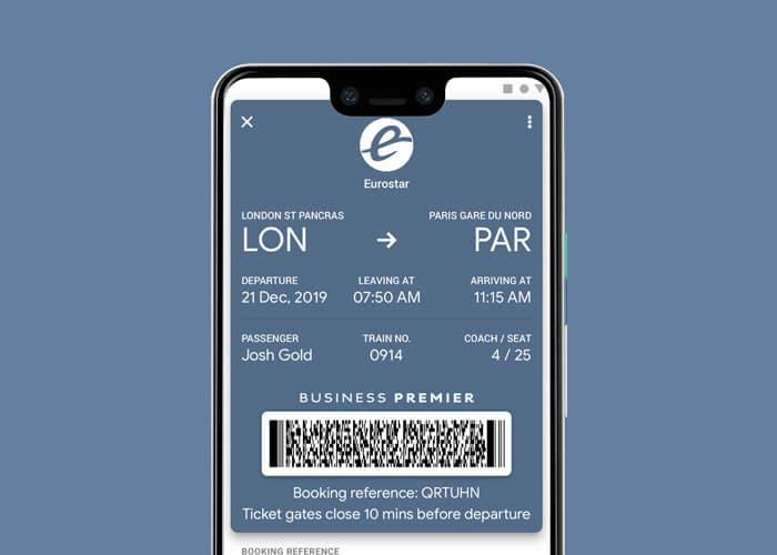 Google Pay Passes: por fin Google ofrece una app de tickets electrónicos