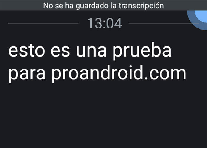Google publica su app de transcripción instantánea y es fantástica