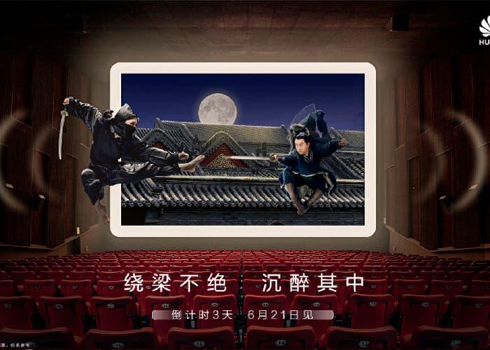 Huawei quiere pelea: presentará la MediaPad M6 para competir contra el iPad