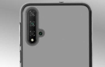 Los Huawei Nova 5 y Nova 5 Pro se filtran antes de su presentación