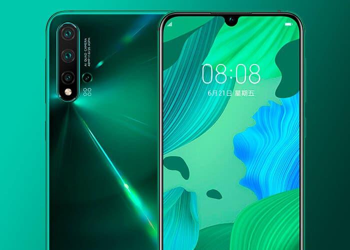 El Huawei Nova 5 llegará con un procesador desconocido: el Kirin 810