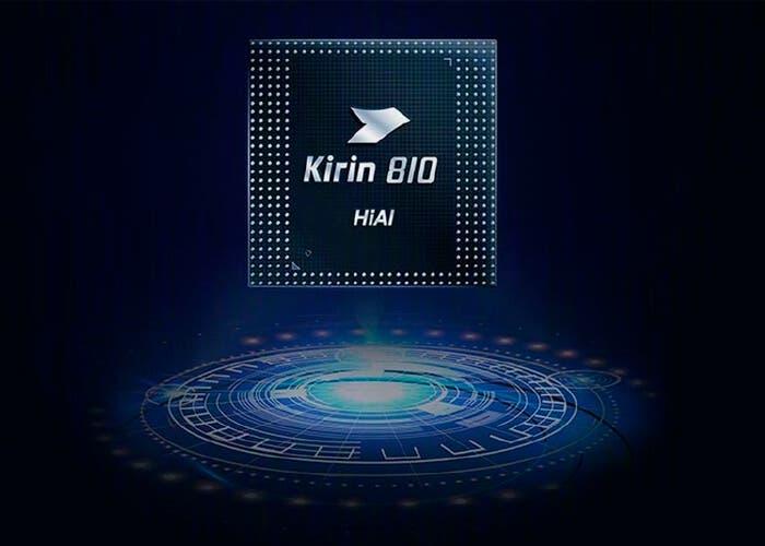 Kirin 810: así es el nuevo procesador de Huawei para dominar la gama media