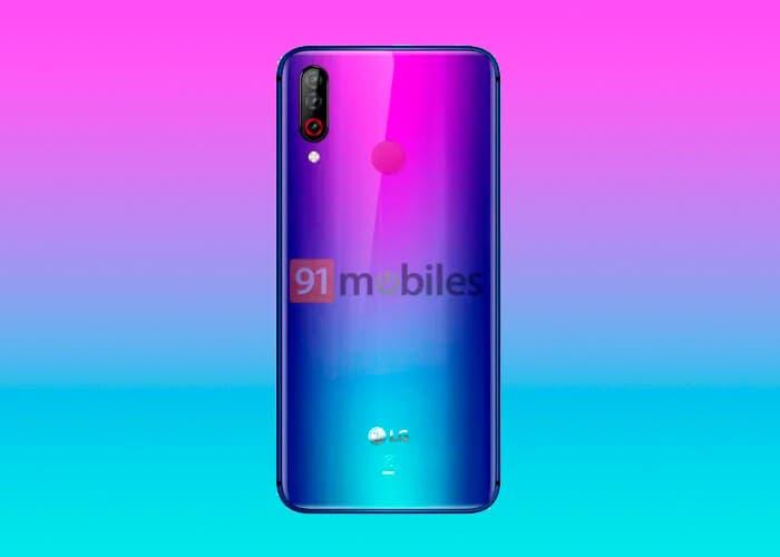 LG tiene preparado un misterioso teléfono que se ha filtrado en imágenes