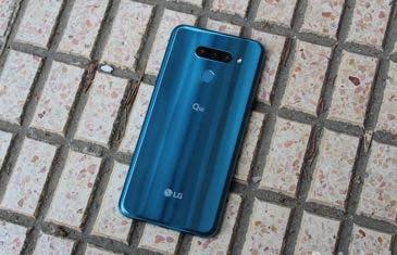 Análisis del LG Q60: gama de entrada a precio de gama media