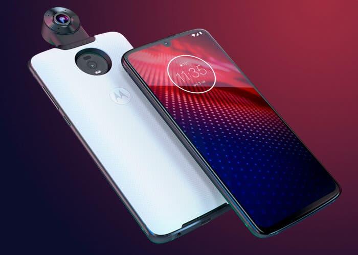 Motorola renuncia a la gama alta: no habrá Moto Z4 Force ni Play este año