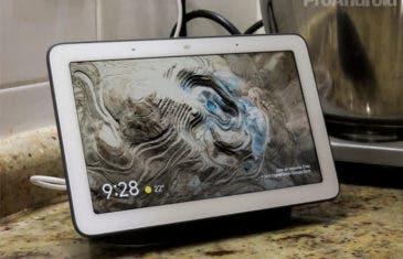 Review del Google Nest Hub: un altavoz inteligente con pantalla incorporada
