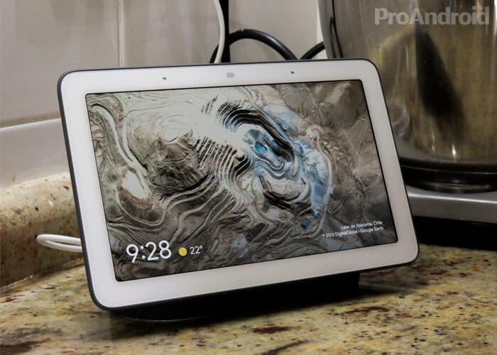 Google utiliza los ultrasonidos para detectar personas con Nest Hub