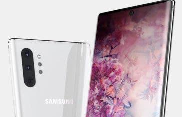 El Samsung Galaxy Note 10 no tendrá altavoz para las llamadas