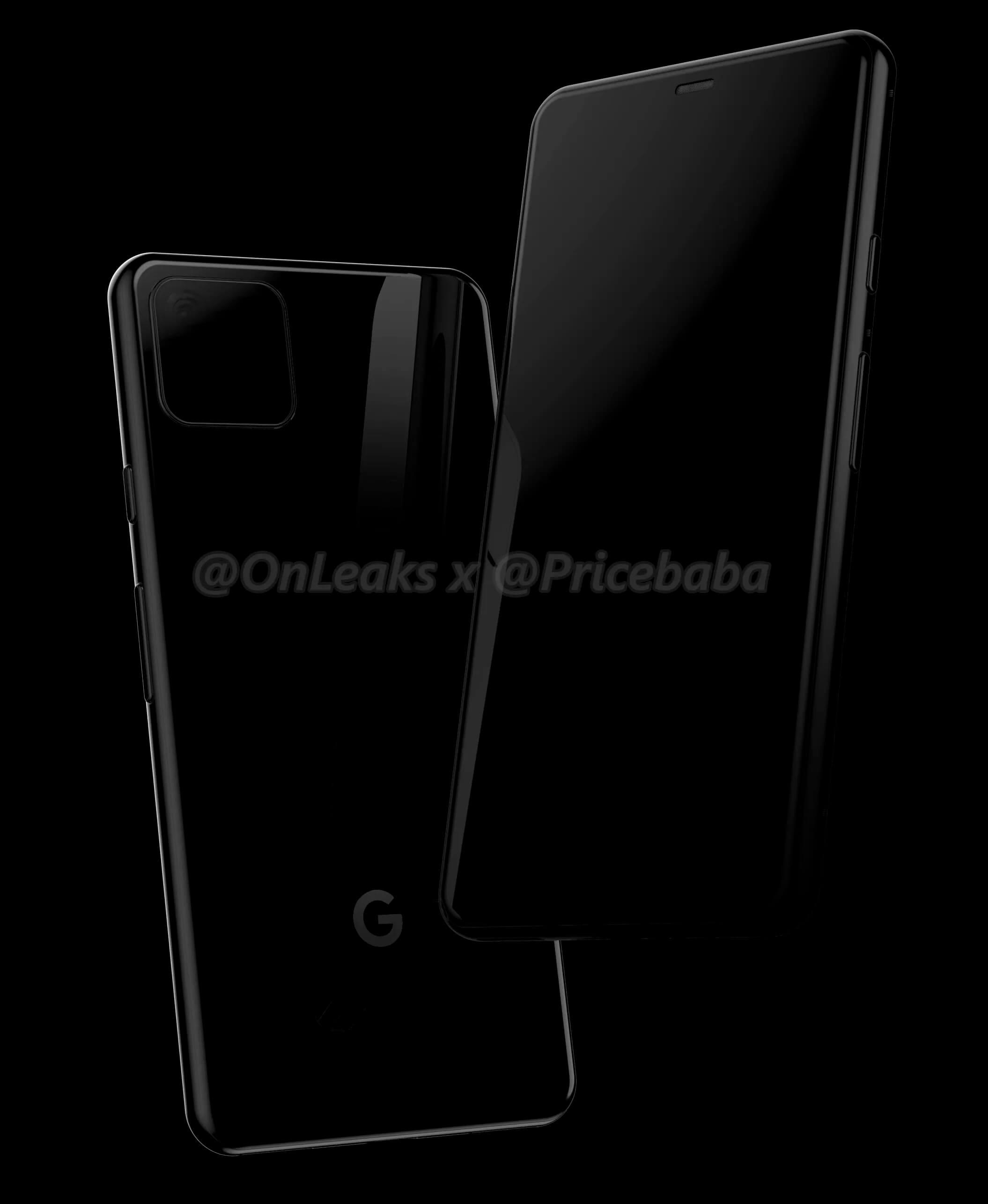 Daemoniaca | Aeternus Malum: Así será el diseño del Google Pixel 4