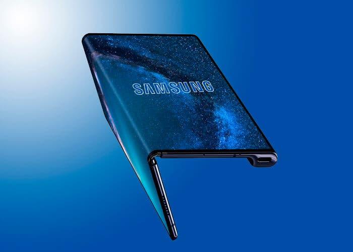 Samsung quiere lanzar otro teléfono plegable antes que el Huawei Mate X