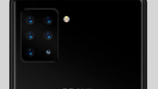 Más detalles del Sony con 6 cámaras: será más útil de lo que parece