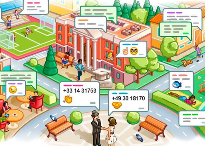 Telegram se actualiza con novedades en los chats