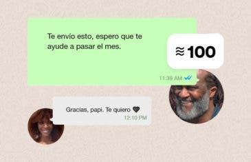 Podrás enviar dinero por WhatsApp dentro de muy poco gracias a Calibra