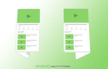 Android lo tiene claro: seguirá apostando por los móviles plegables