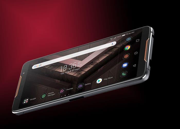 El ASUS ROG Phone 2 es oficial en España: precio y disponibilidad