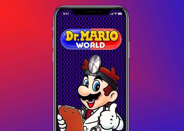 Descarga ya Dr. Mario World, el nuevo juego de Nintendo ya disponible en Android