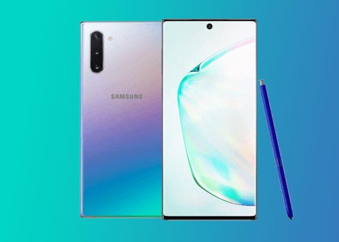 El Samsung Galaxy Note 10 no tendrá botón de encendido, ¿qué solución tendrá?
